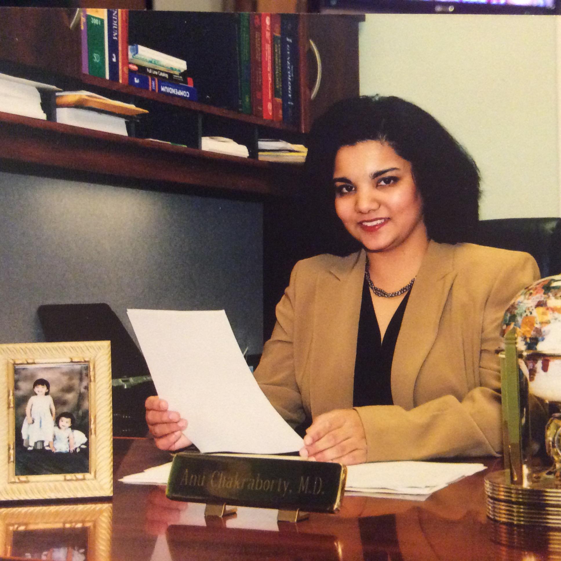 Anu Chakraborty, MD